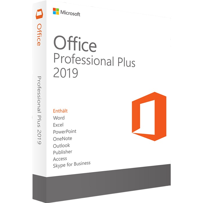 Office Pro Plus 2019