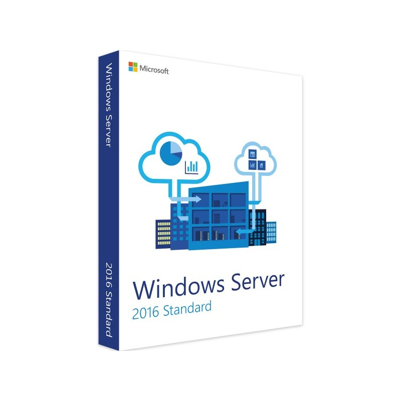 Windows Server 2016 Standar