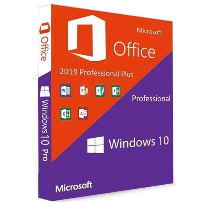 Windows 10 y Office 2019